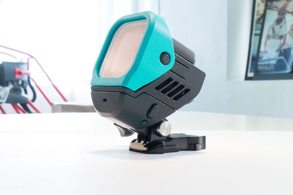 Product development GoPro