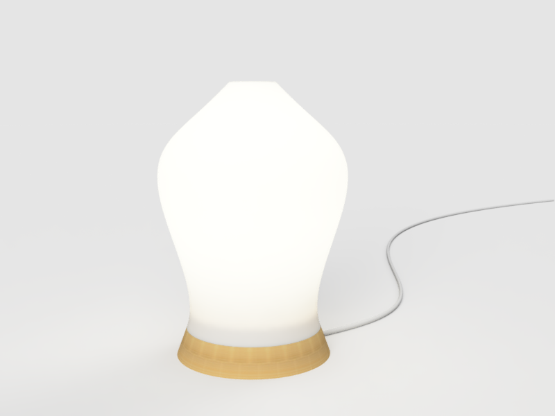 Algorithmic lamp 3