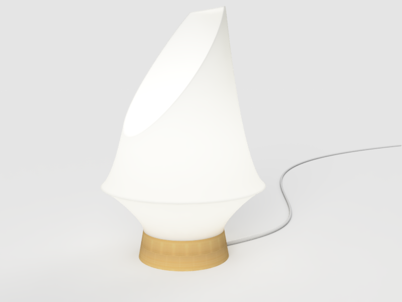 Algorithmic lamp 8